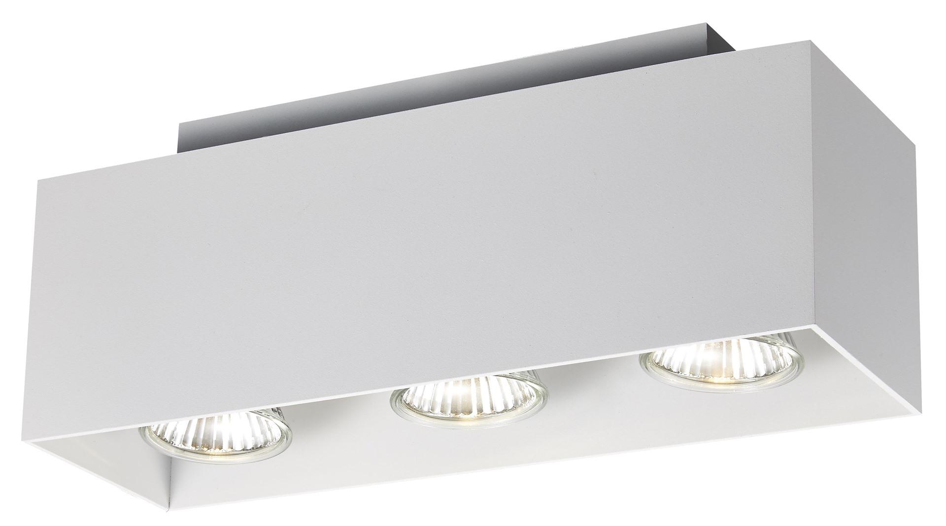 Plafondlamp wit dimbaar led krea