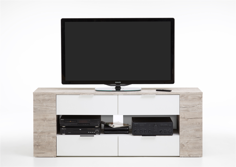 Tv meubel 180cm breed krea for Ladenblok breed