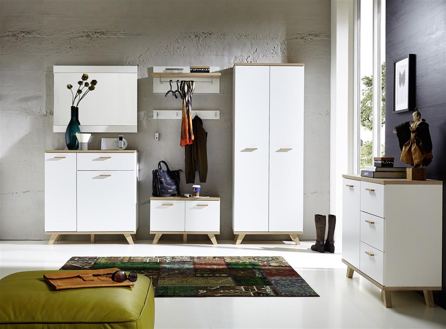 Keuken Wandkast 8 : Hoge wandkast met vakken krea
