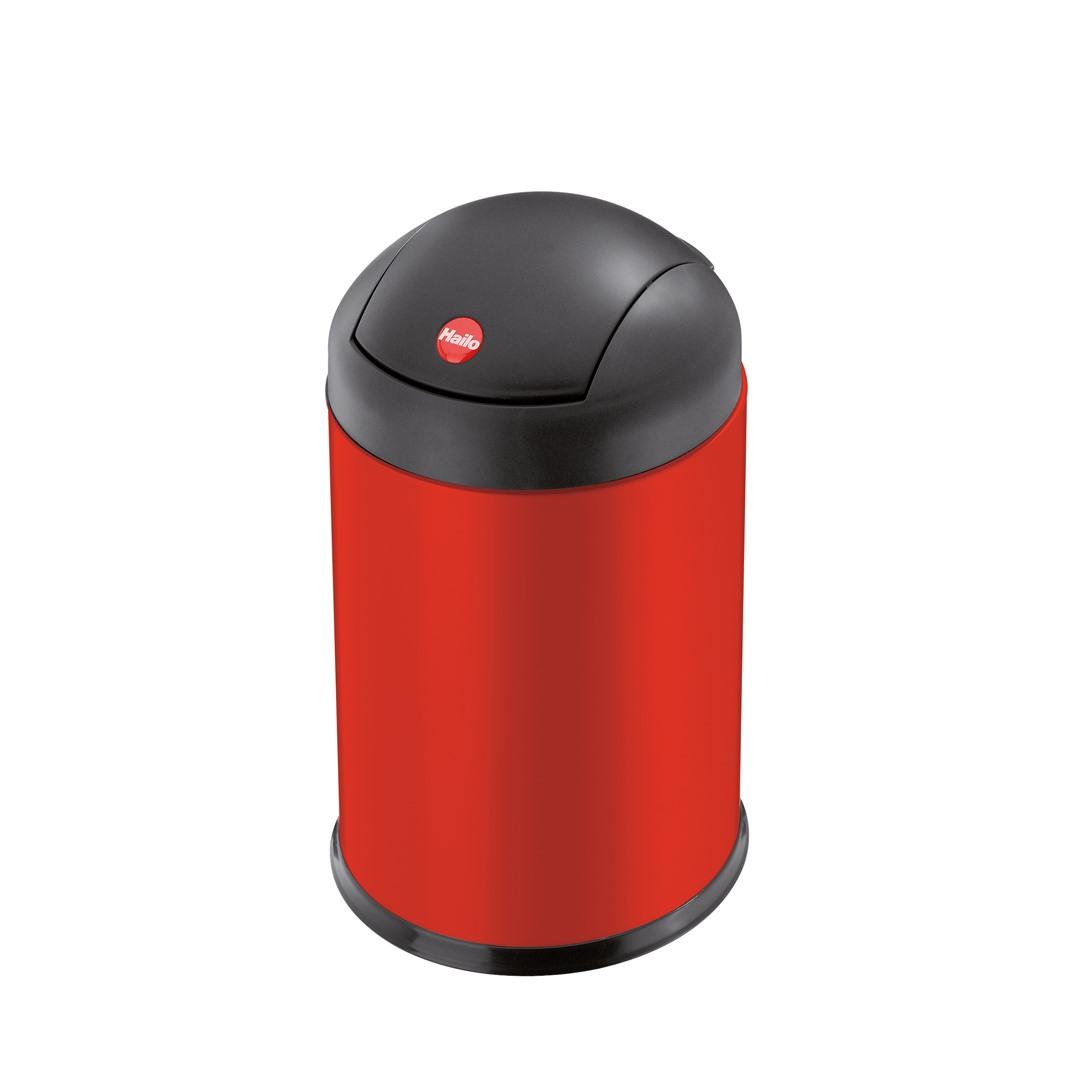 Vuilbak rood 4l krea for Ladenblok rood