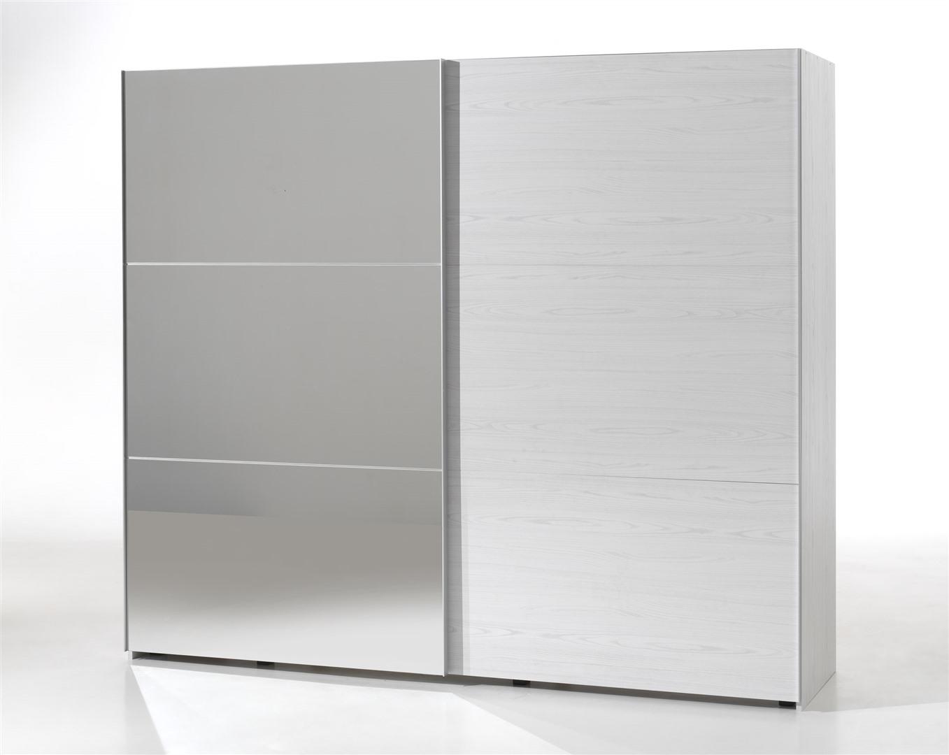 Kleerkast Met Spiegel : Kleerkast cm schuifdeuren spiegel krea