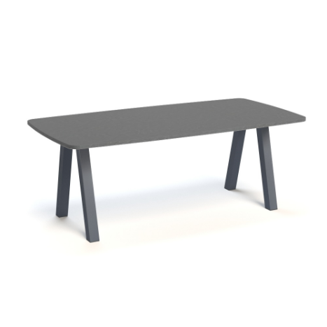 Tafel veneto hpl leisteen krea for Ladenblok verona
