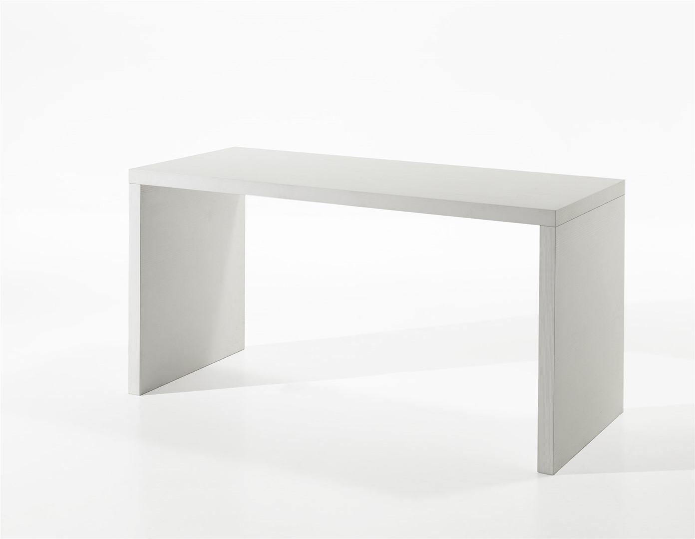bureau wit 150cm breed krea. Black Bedroom Furniture Sets. Home Design Ideas
