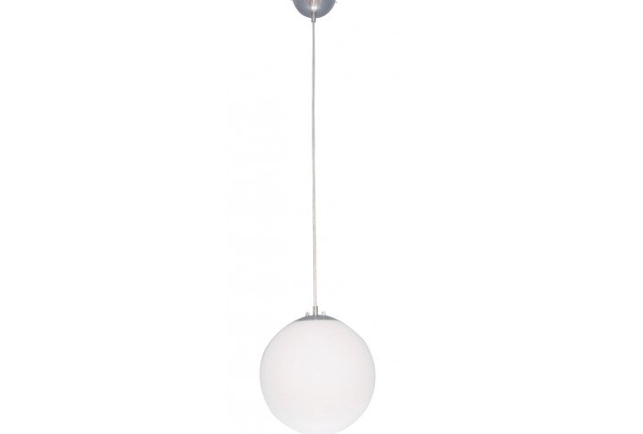Hanglamp sphere-30cm wit (excl. lamp)