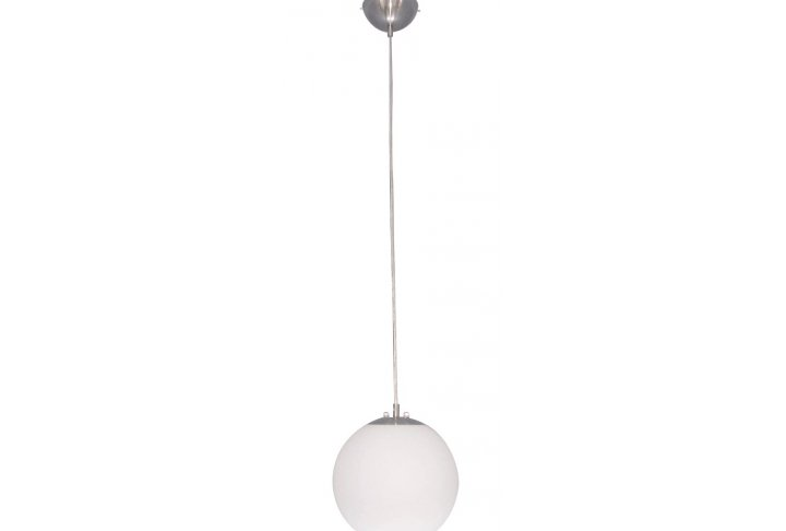 Hanglamp sphere-25cm wit (excl. lamp)