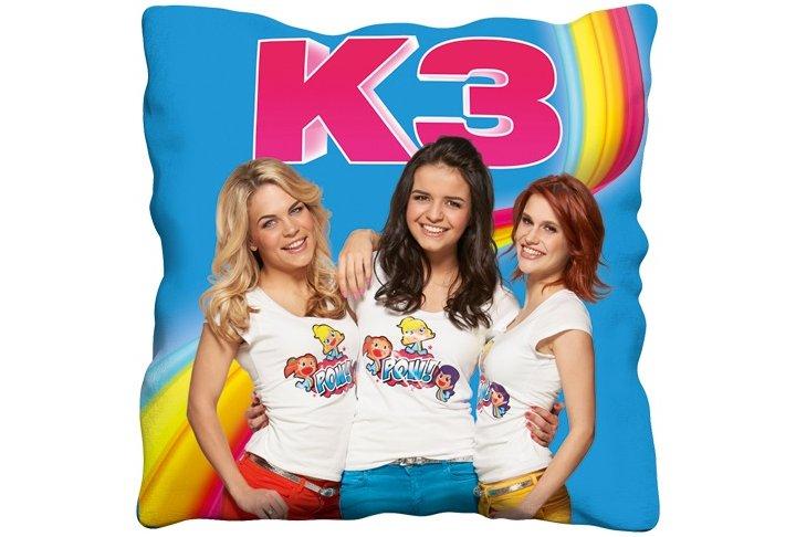 K3 sierkussen