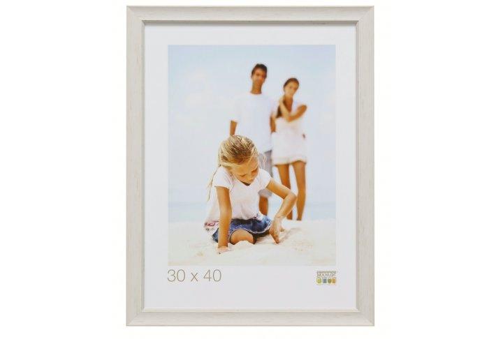 Fotokader wit 30x40