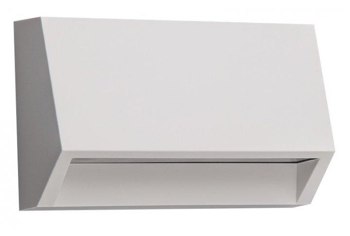 Wandlamp kito-10cm wit (incl. led)