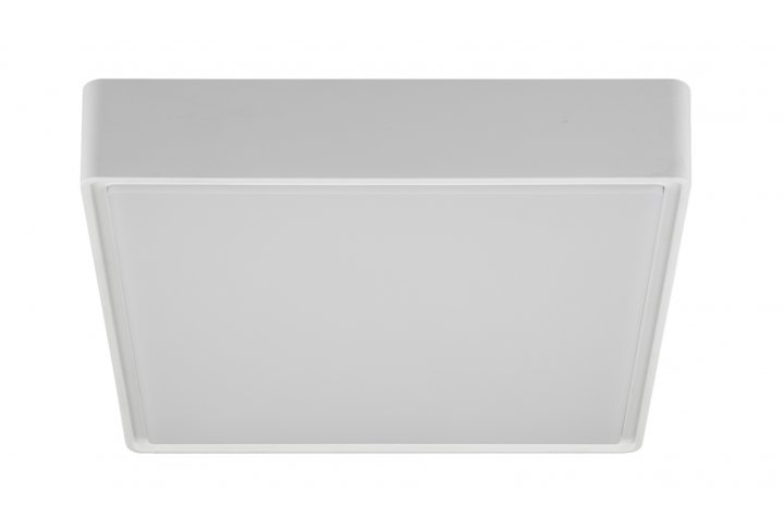 Plafondlamp goa-29cm vierkant wit (incl. led) 3390036