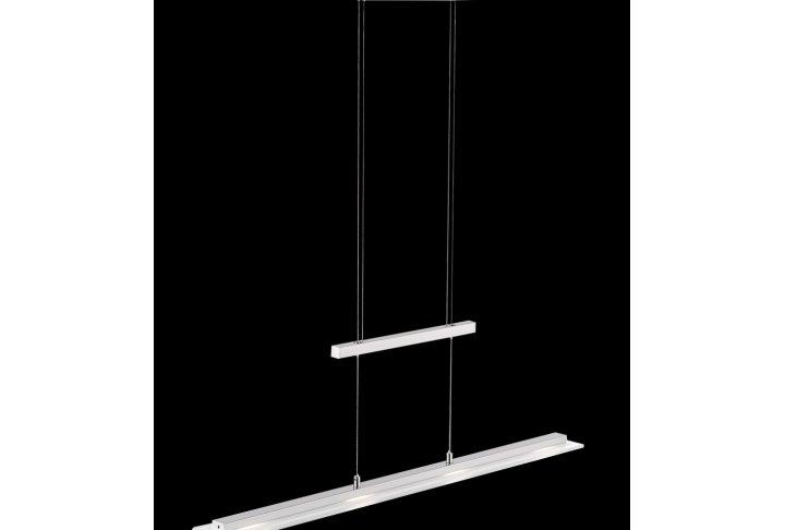 Hanglamp nikkel (inc. led)