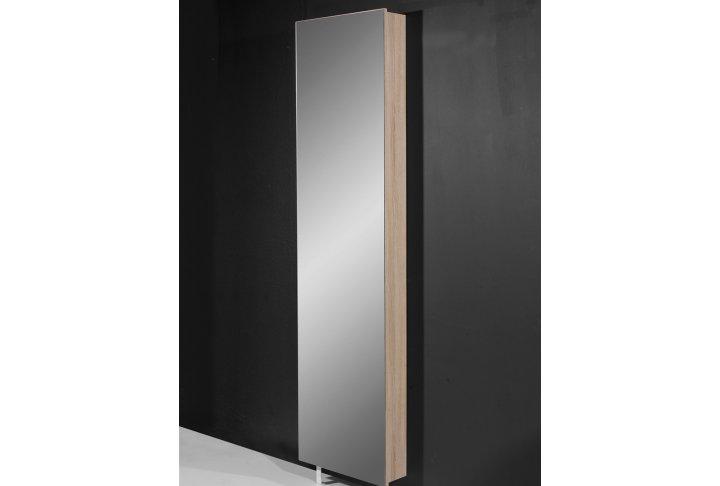 Grote Spiegel Hal : Kast met grote spiegel krea