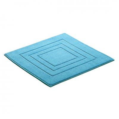 Bidet uni turquoise (60x60)