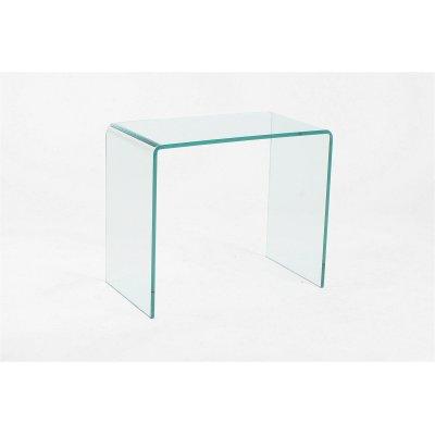 Bijzettafel glas