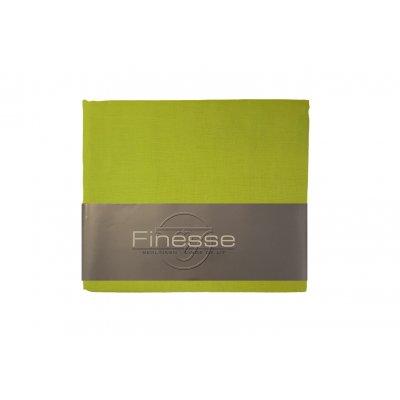Babyhoeslaken katoen lime groen (60x120)