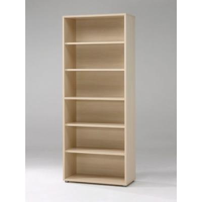 Boekenkast 5 planken breed