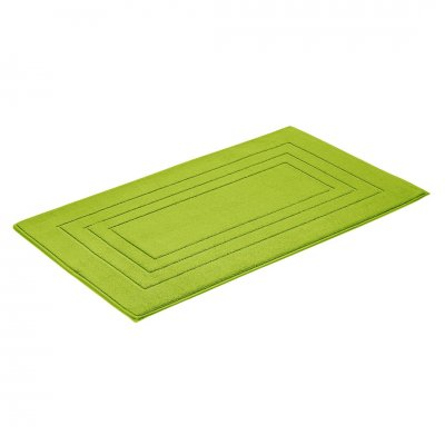 Badmat uni meadowgreen (67x120)