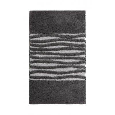 Morgan badmat donkergrijs (60x100)