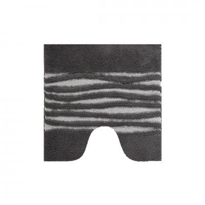 Morgan wc-mat donkergrijs (60x60)