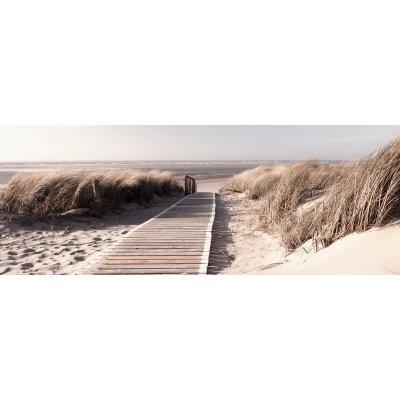 Glaskader strandwandeling (30x80)