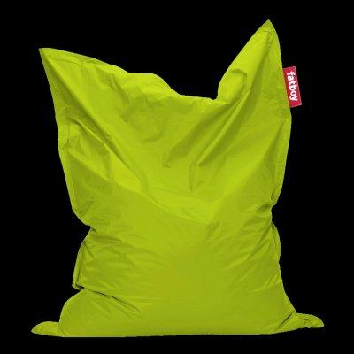 Zitzak 140x180 lime groen