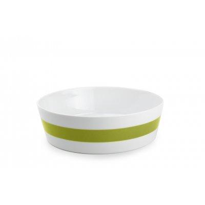 Slakom stripes groen (per stuk)