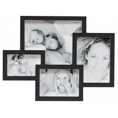 Fotokader zwart (10x15)