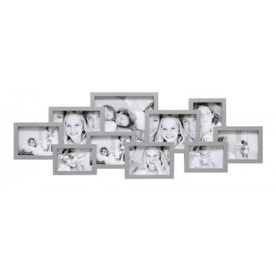 Fotokader grijs (10x15)