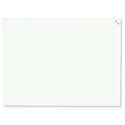 Magneetbord glas wit (60x80cm)