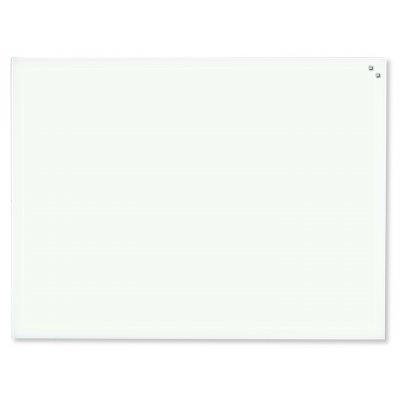 Magneetbord glas wit (60x80cm)
