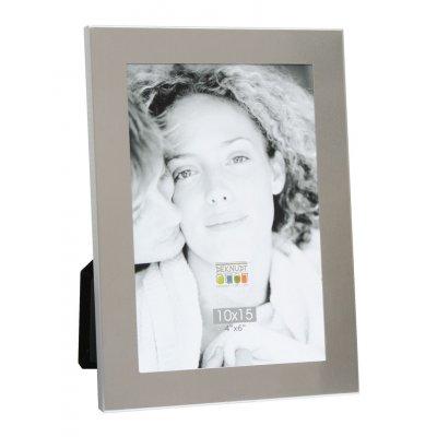 Fotokader zilver 9x13