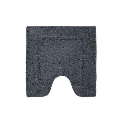 Accent wc-mat donkergrijs (60x60)