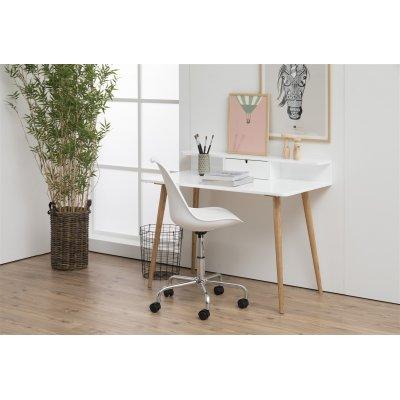 Bureaustoel wit