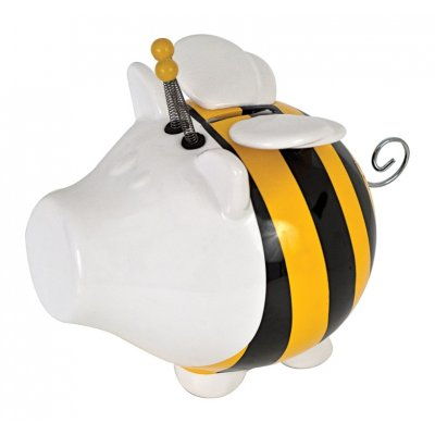 Spaarvarken bumble bee salt and pepper