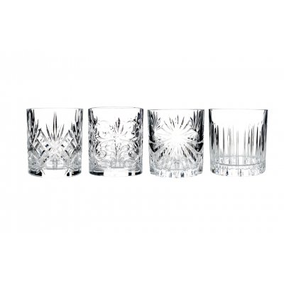 Whiskyglas (set van 4)