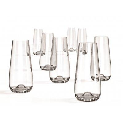 Champagneglas (set van 8)