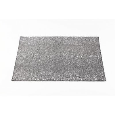 Placemat zilver