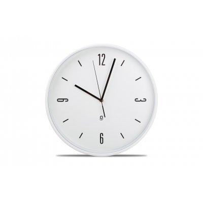 Klok wit en zwart (38cm)