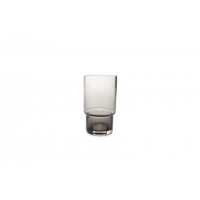 Glas s/4 30cl stapelbaar smoked secrets