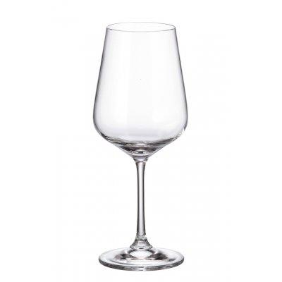 Rode wijnglas (set van 6)