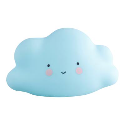 Mini wolk licht blauw