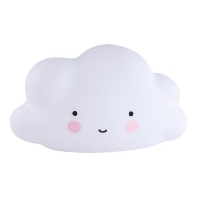 Mini wolk licht wit