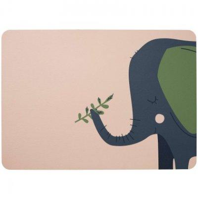 Placemat kids emma elefant