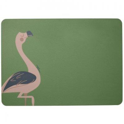 Placemat kids fiona flamingo