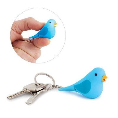 Sleutelhanger tweet