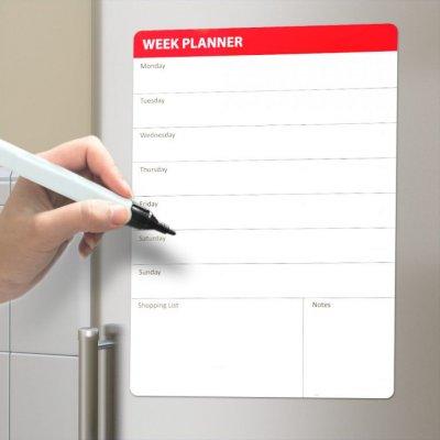 Weekplanner magneet