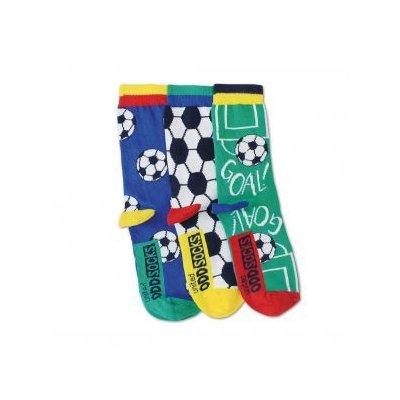 Sokken soccer 30,5-39 (set van 3)