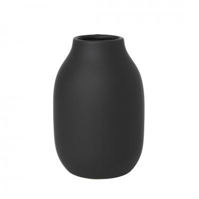 Colora vaas zwart