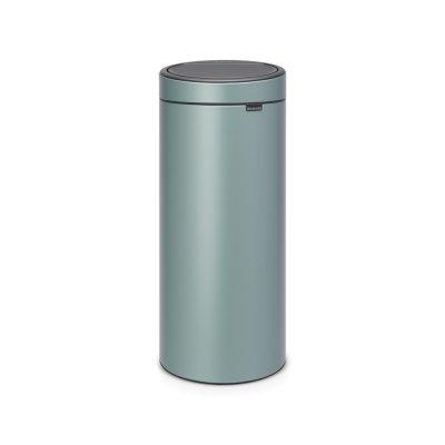 Vuilbak touch bin metallic mint 30l