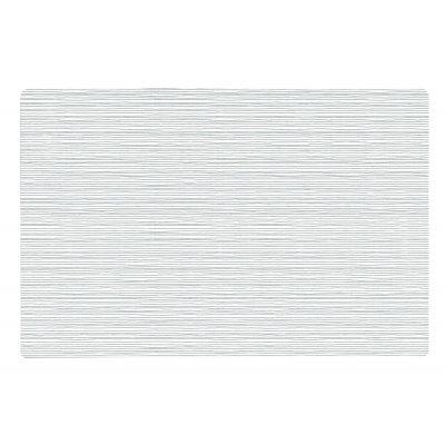 Placemat galzone wit/grijs