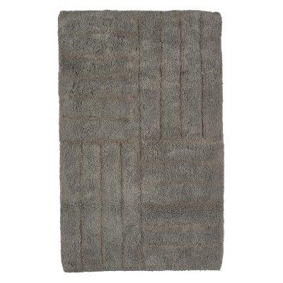 Badmat zone denmark grijs (50x80)